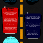 """eMail Infographic that makes you go.. """"huummmm.."""""""