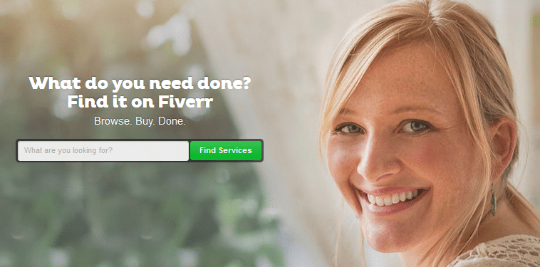 outsourcing using fiverr intro