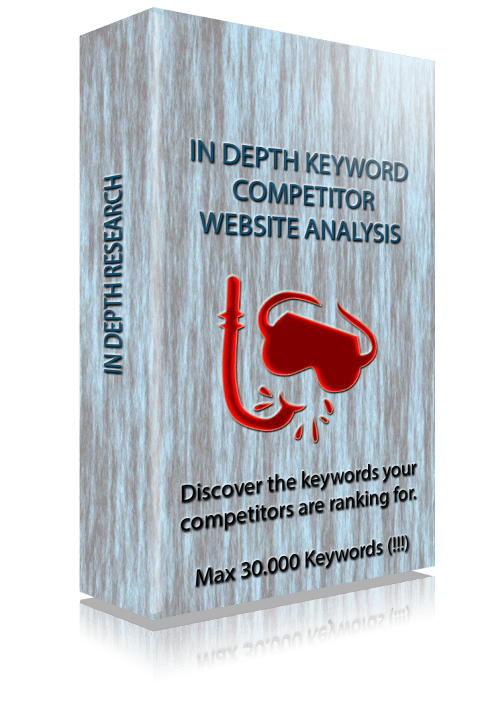 Competitor Website Keyword Research