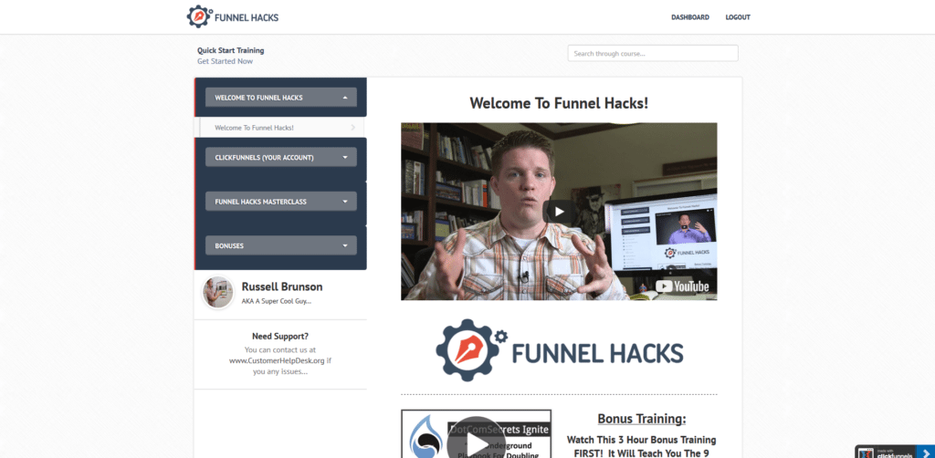 Funnelhacks Review