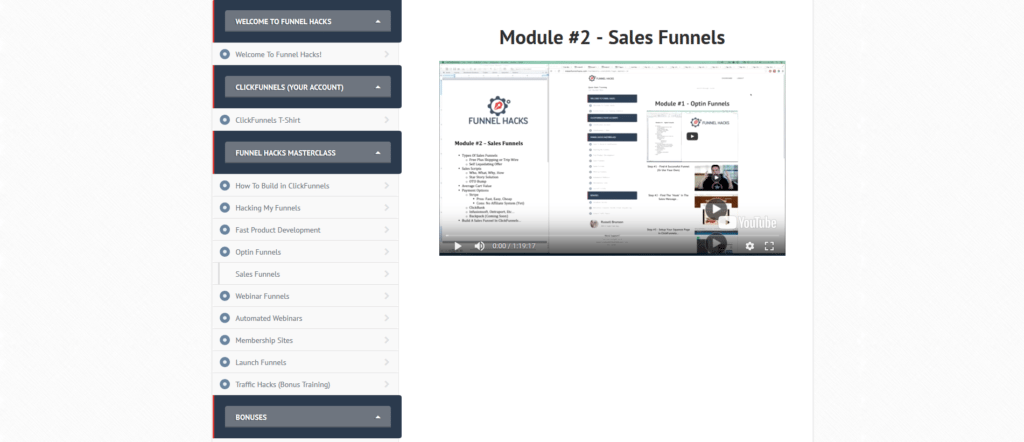 funnelhacks salesfunnels