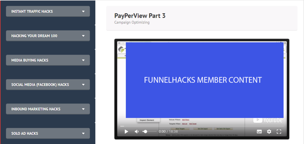 Instant Traffic Hacks PayPerView3