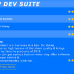 WPDevSuite Review. Inside of WPDevSuite, and the exclusive bonus for WPDevSuite