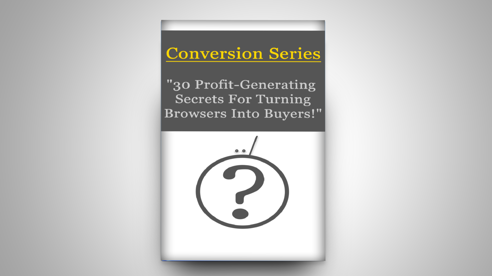 Conversion Series 30 Tips-x